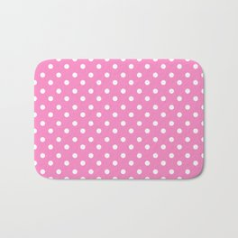 Taffy Polka Dots Bath Mat