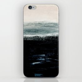 abstract minimalist landscape 3 iPhone Skin