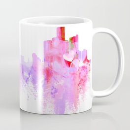 Love Detroit Coffee Mug