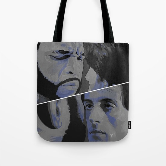 Rocky III Tote Bag
