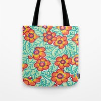 matisse Tote Bags featuring Matisse Colours  by Lucy Auge