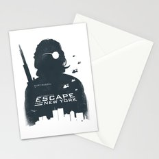 John Carpenter's Escape From New York Stationery Cards