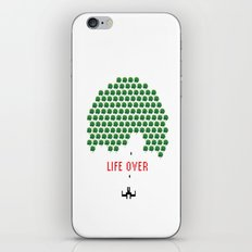 Life Over iPhone & iPod Skin