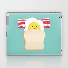 Morning Breakfast Laptop & iPad Skin