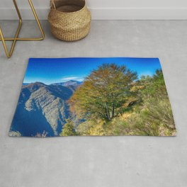Autumn in the Mountains Rug