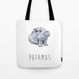 Potamus Tote Bag