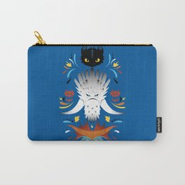 Trained Dragons Carry-All Pouch