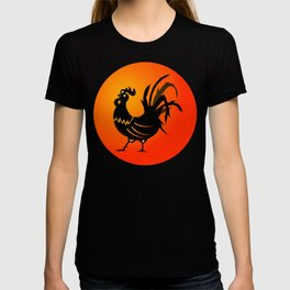 Year of the Rooster Icon T-shirt