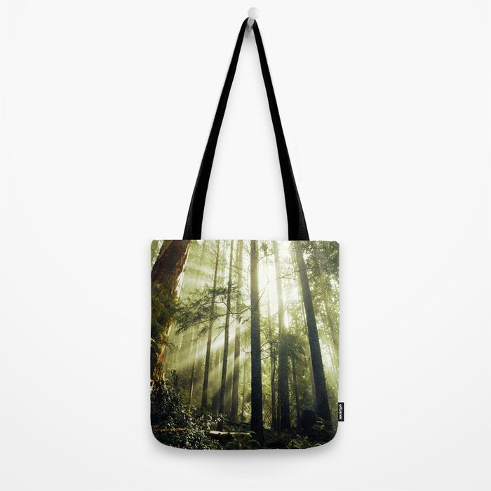 The Call of the Forest Tote Bag
