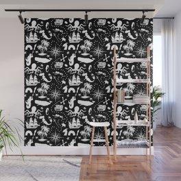 High Seas Adventure // Black Wall Mural