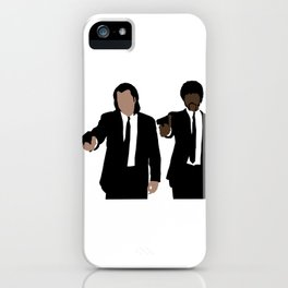 Pulp Fiction iPhone Case