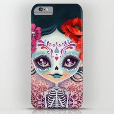 Amelia Calavera - Sugar Skull iPhone 6s Plus Slim Case