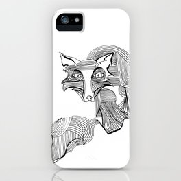 Reynard Fox iPhone Case