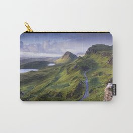 The Road to the Quiraing Carry-All Pouch