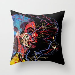 121217 Throw Pillow