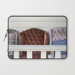 Take a Seat Laptop Sleeve