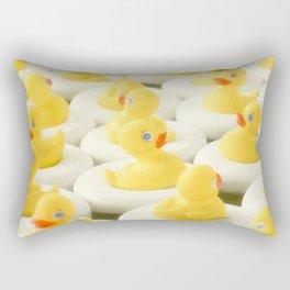 Rubber Ducky Time Rectangular Pillow