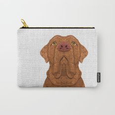 Bordeaux Mastiff Carry-All Pouch
