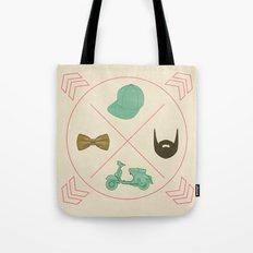 my vision della dolce vita  Tote Bag