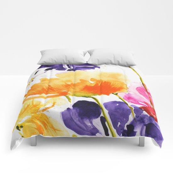 Little garden Comforters