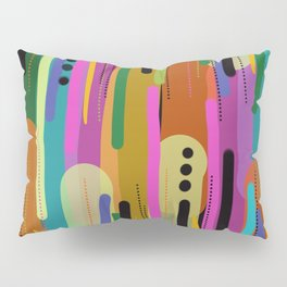 Forest of  Colors Pillow Sham