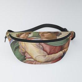 """Michelangelo """"Prophet Isaiah"""" Fanny Pack"""