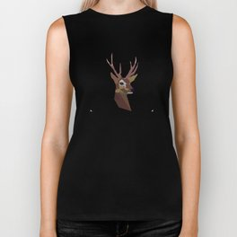 Deer poster picture mug bag rug clock shirt print framed Biker Tank