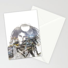 double exposure PV - C Stationery Cards