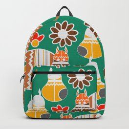Decorated hipos Backpack