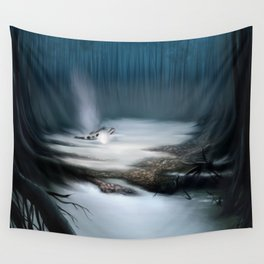 Swamps of Dagobah Wall Tapestry