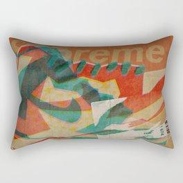 Nike Dunk Hi Pro SB Supreme | Highsnobiety Rectangular Pillow