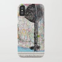 oregon iPhone & iPod Cases featuring Oregon by Ursula Rodgers