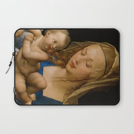 Virgin with the Pear by Albrecht Durer Laptop Sleeve