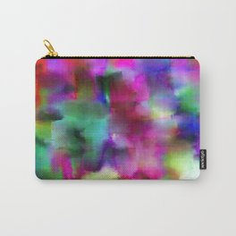Without Form (Undefined) - Abstract, painting Carry-All Pouch