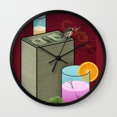 Fun and Cool and Interesting and Friendly Wall Clock