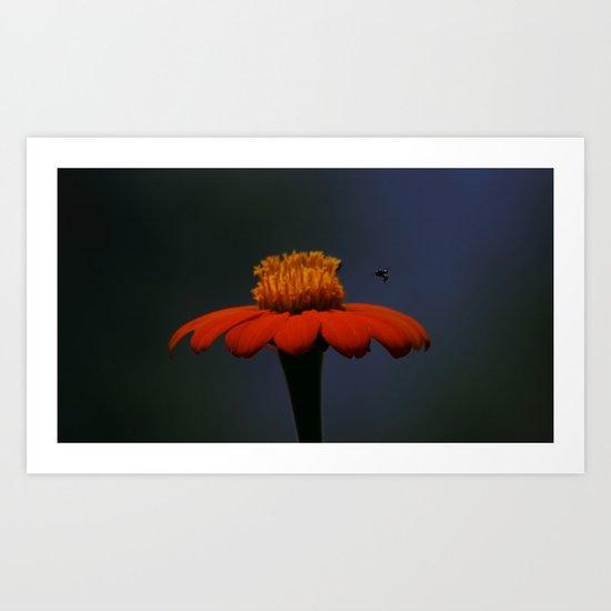 Beespoken Art Print