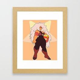 jasper-su Framed Art Print