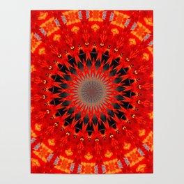 RED CIRCLE Poster