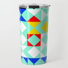 Geometric XVI Travel Mug