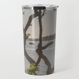 Chichester Harbour. Travel Mug