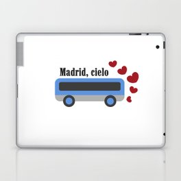madrid , cielo Laptop & iPad Skin