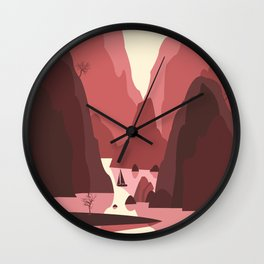 My Nature Collection No. 30 Wall Clock
