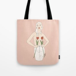 Nude By Nature Tote Bag