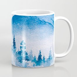 Winter scenery #15 Coffee Mug