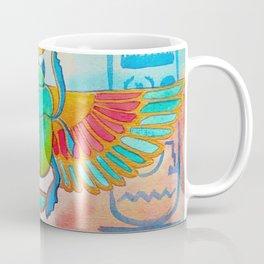 scarabeo sacro Coffee Mug