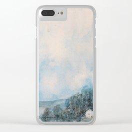Jeanne Farquharson - 1987 Clear iPhone Case