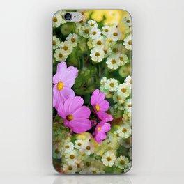 Chamomile & Cosmea iPhone Skin