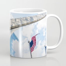 One World Trade Center and Oculus in New York Coffee Mug