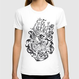 ONE INK OCTOPUS T-shirt