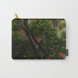 Rain // Leaves Carry-All Pouch